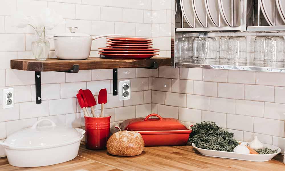 Nombre de prises électrique dans une cuisine