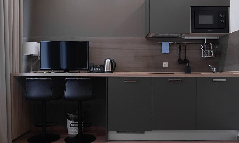 Où mettre la télé dans une cuisine