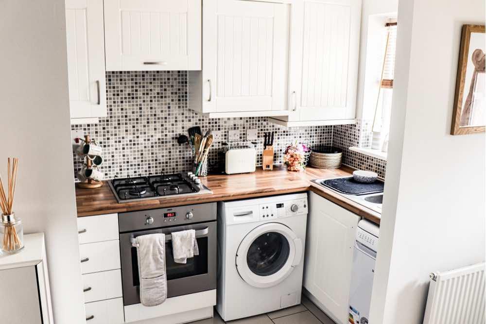 quelques conseils pour optimiser la place dans une petite cuisine