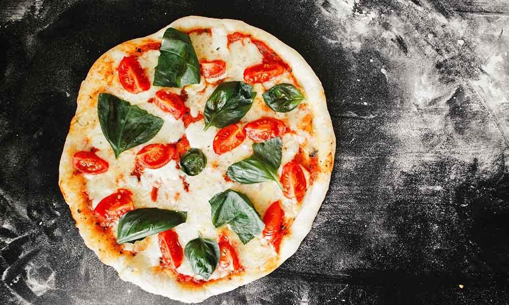 Recette de la pizza margarita